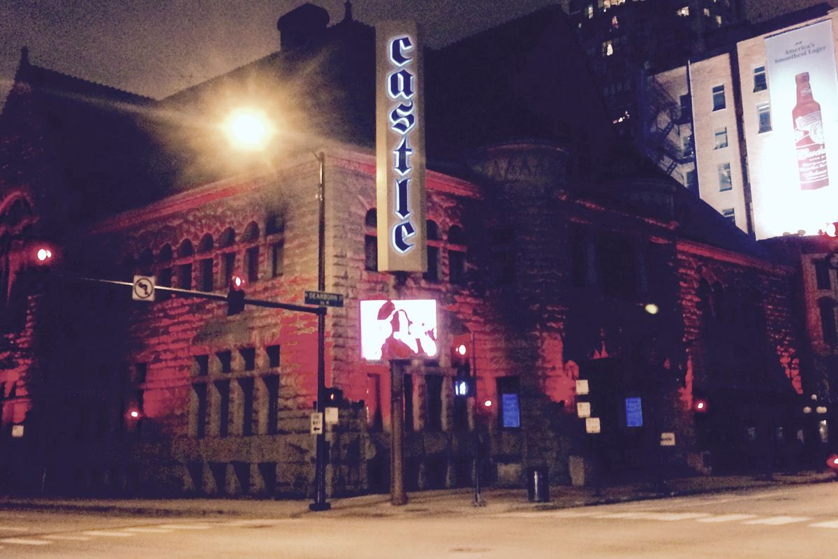 The Castle on Dearborn Shuttering For Likely Reconcept - Eater Chicago