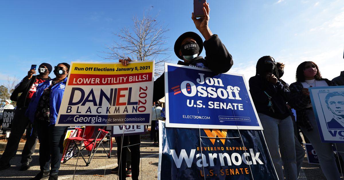 Republican operatives sidestep Facebook policies ahead of Georgia runoff