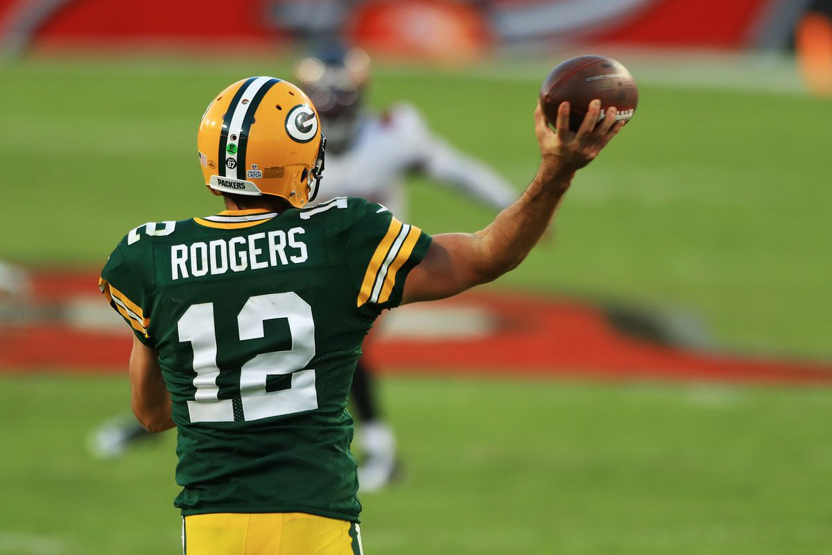 Green Bay Packers v Tampa Bay Buccaneers