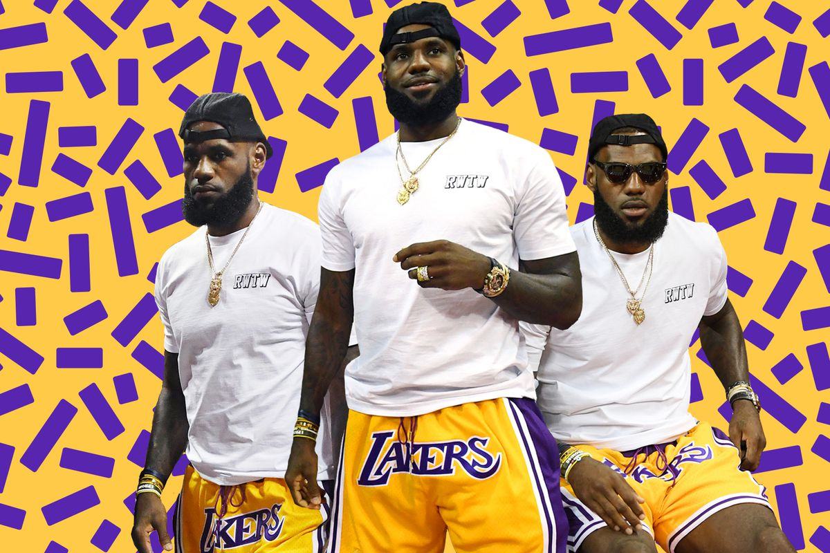 How a mentorship with Magic Johnson draws LeBron James to the Lakers ... c375ea993b