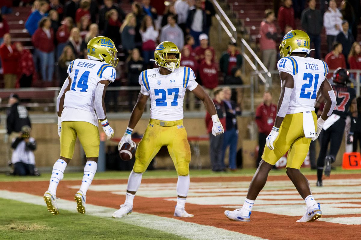 UCLA Bruins Take Advantage of a Wounded Stanford Team to End the Streak