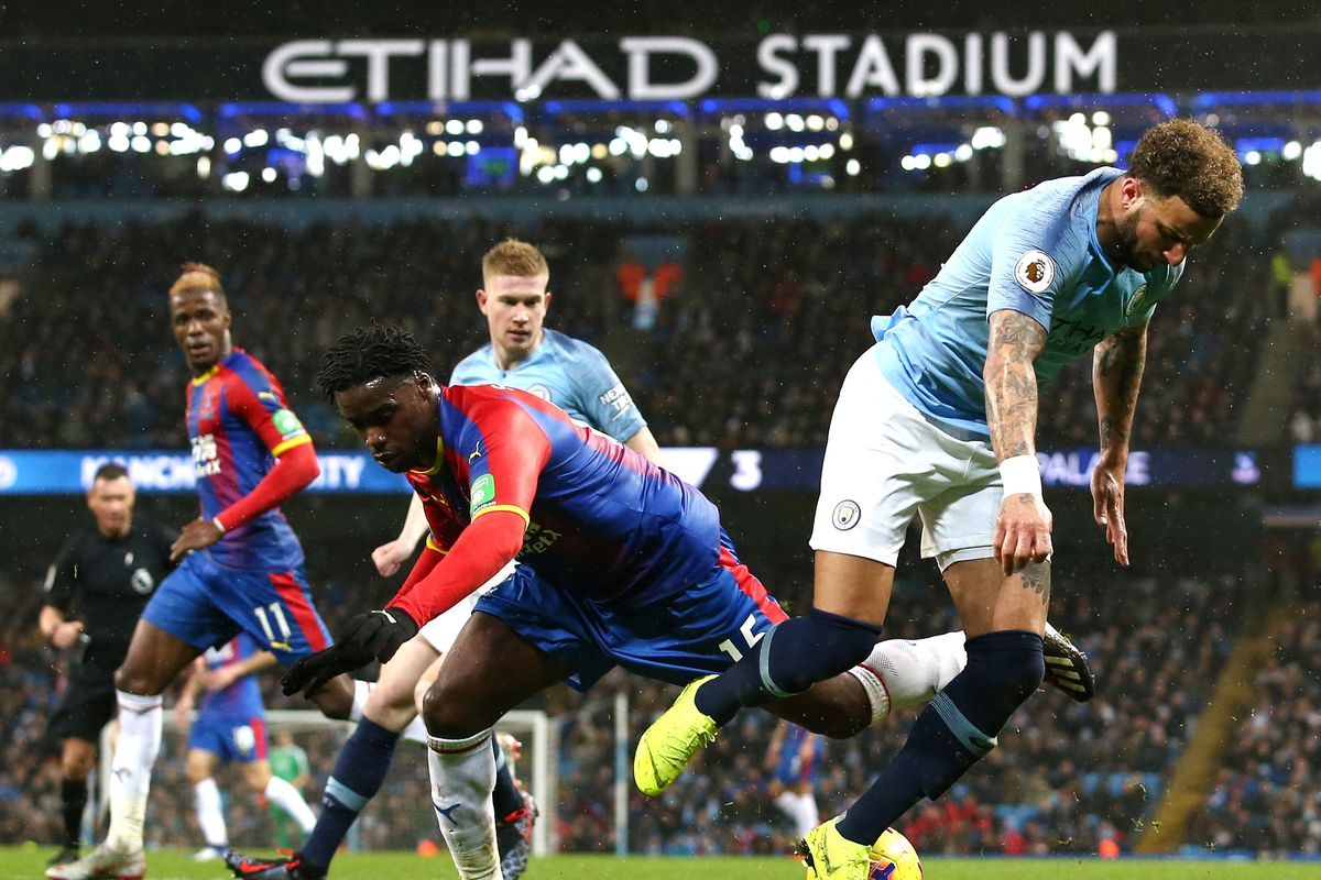 Manchester City Shocked at The Etihad, Lose 3-2 to Crystal ...