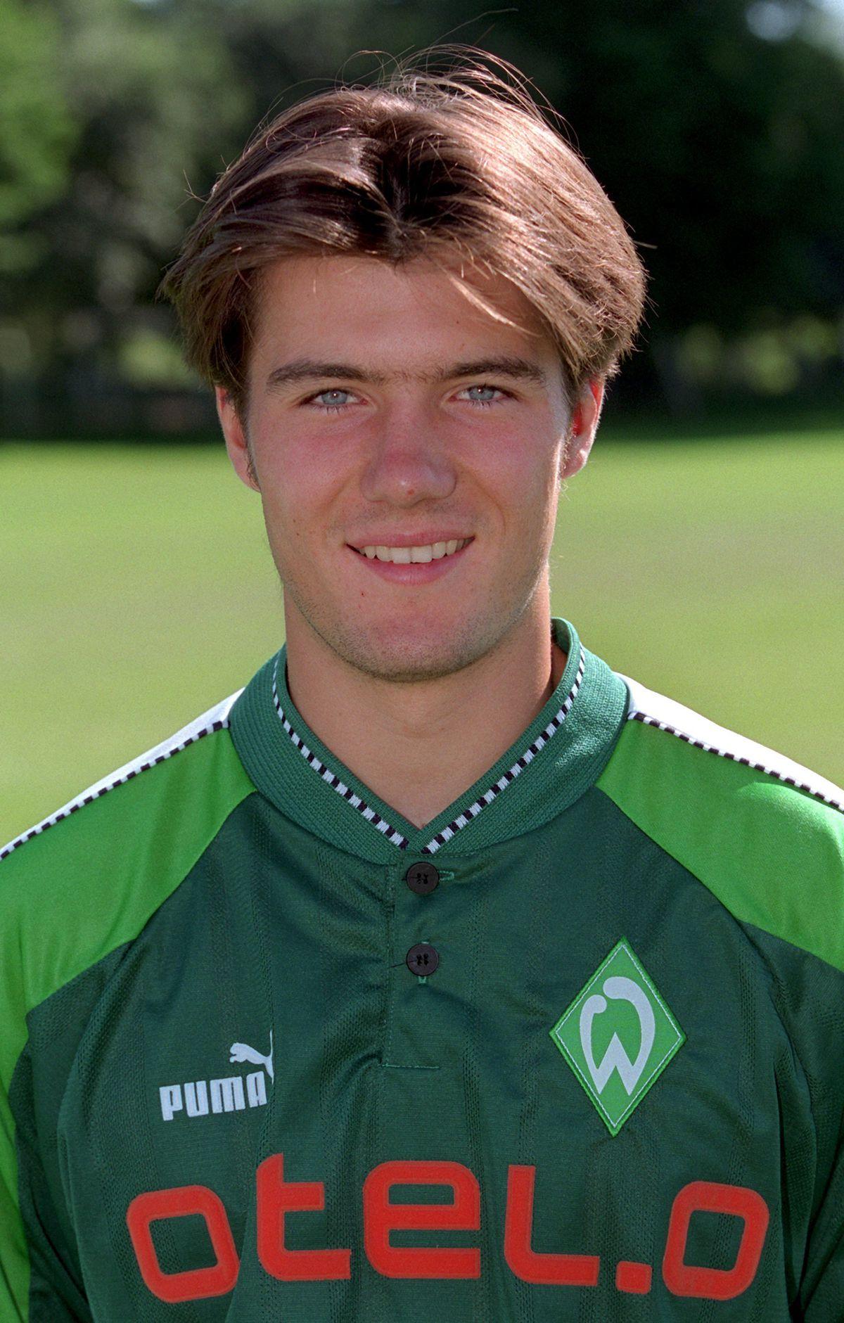 Fußball: Raphael Wicky (Werder Bremen)
