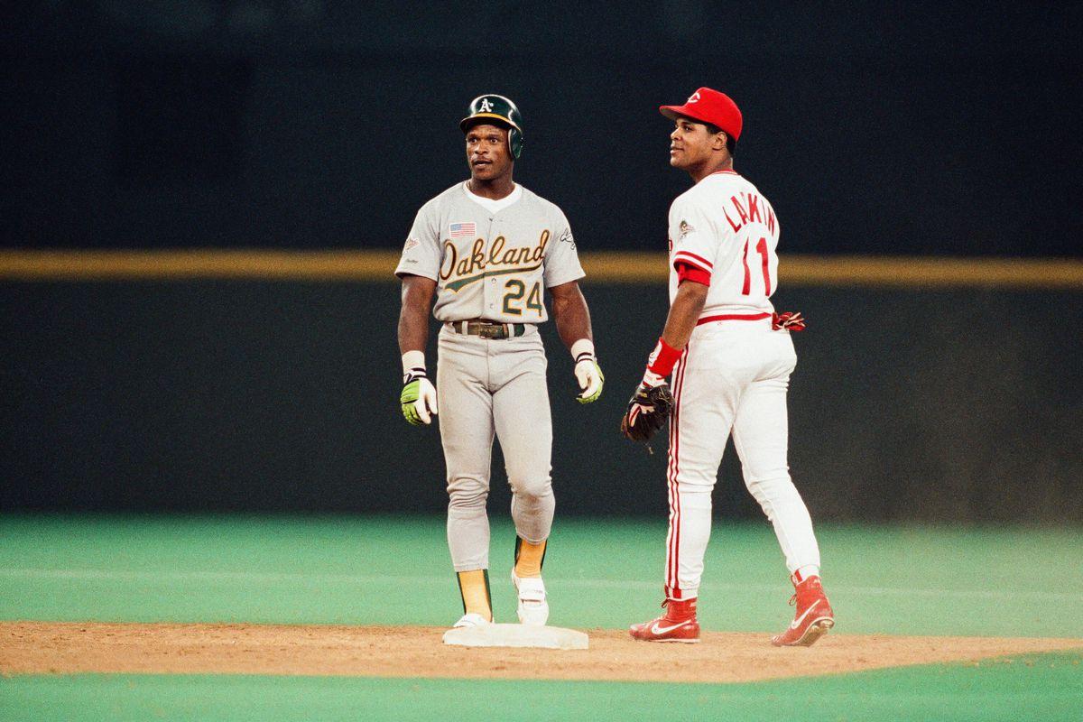 1990 World Series - Oakland Athletics v Cincinnati Reds