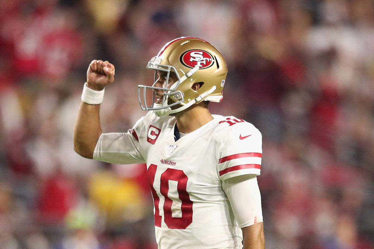 49ers News Can Jimmy Garoppolo Do Enough To Beat The