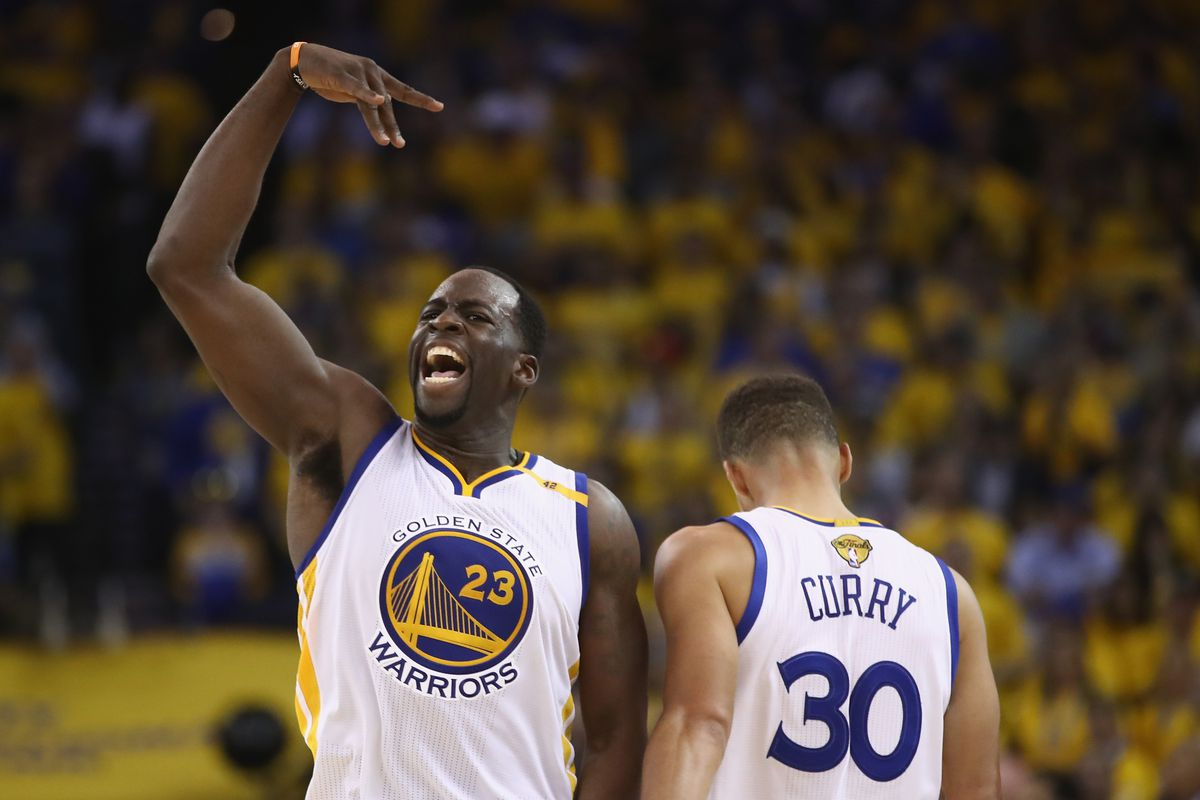Warriors' Draymond Green questions Rockets' defense ahead of Tuesday's matchup