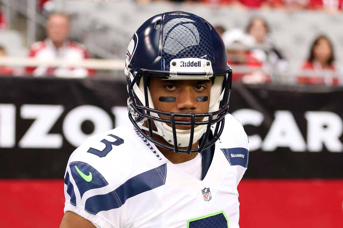 Cheer on Russell Wilson and the other Badgers in the afternoon NFL games.