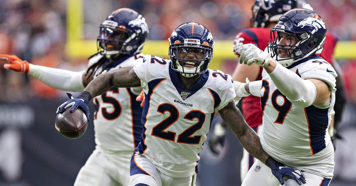 A huge Broncos beatdown means a fired up Broncos' Twitter after the 38-24 victory