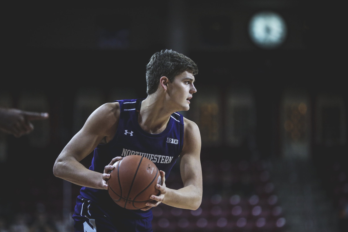 Rapid Reaction: Northwestern topples Boston College 82-64 behind career-highs from Miller Kopp and Boo Buie