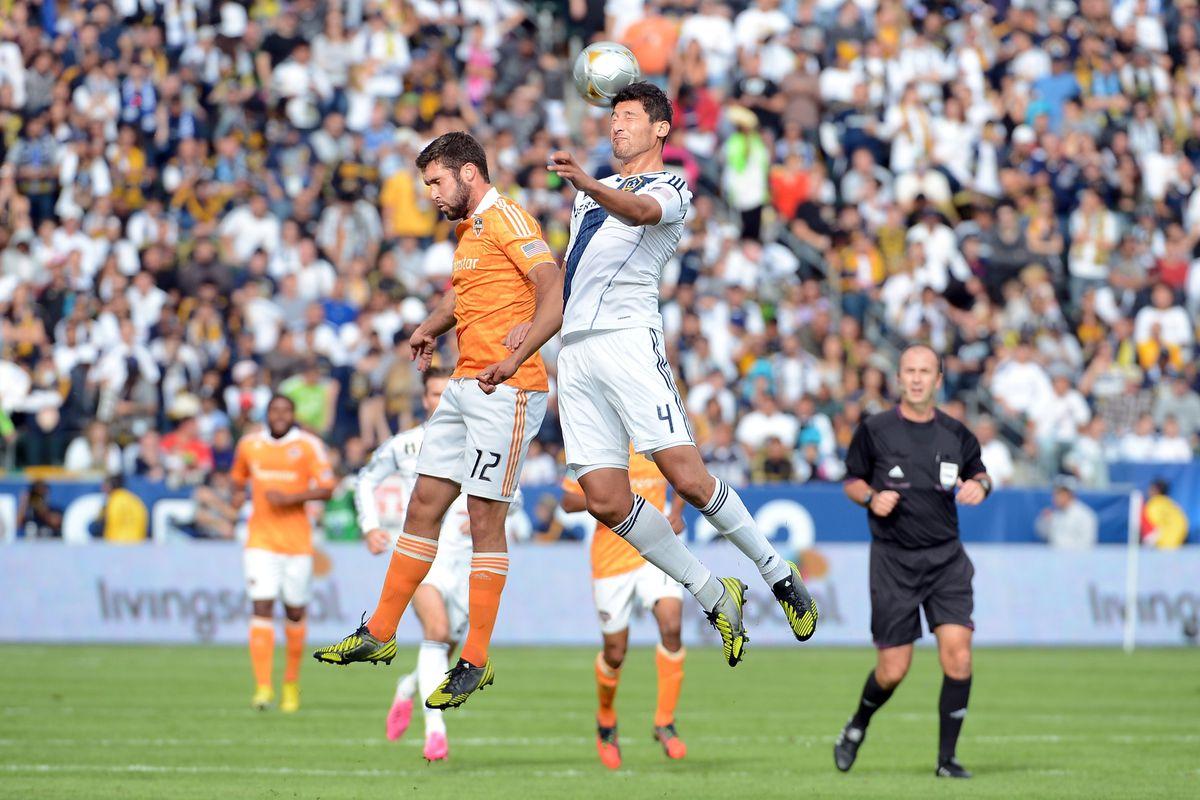 Can Omar Gonzalez finally break through to the first team?