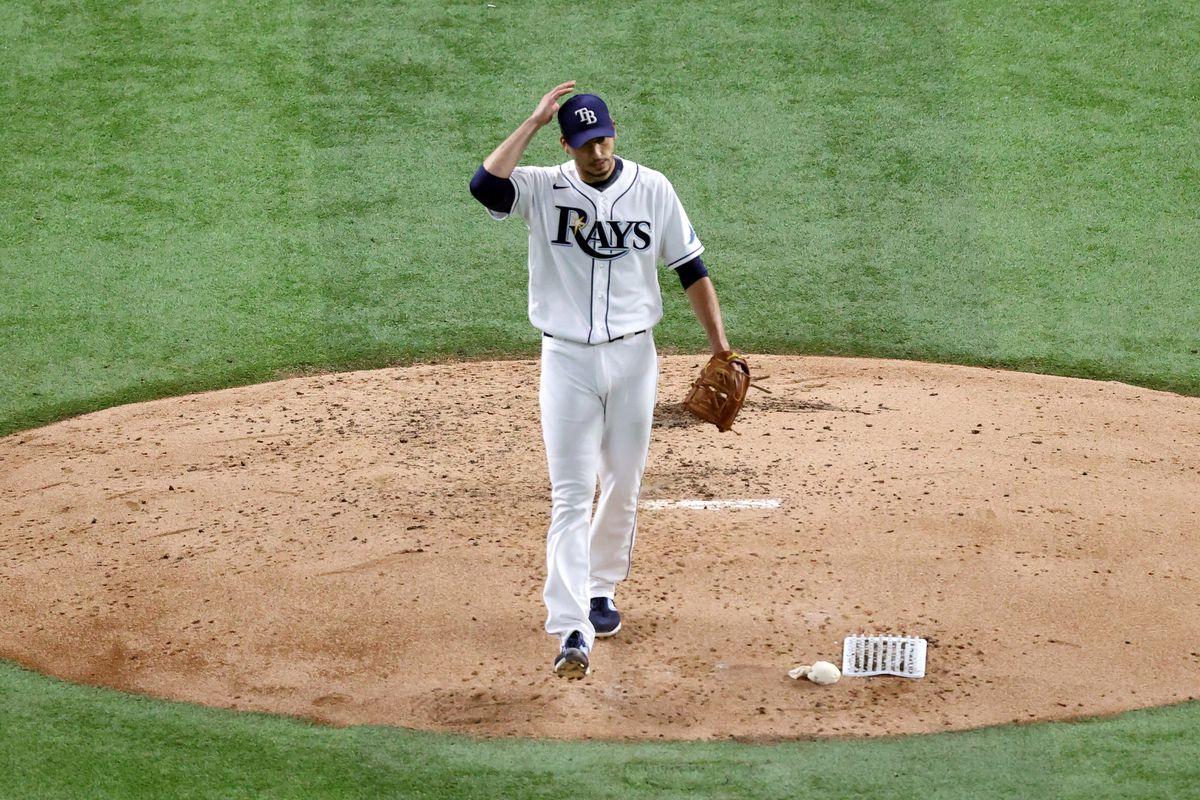 World Series - Los Angeles Dodgers v Tampa Bay Rays - Game Three
