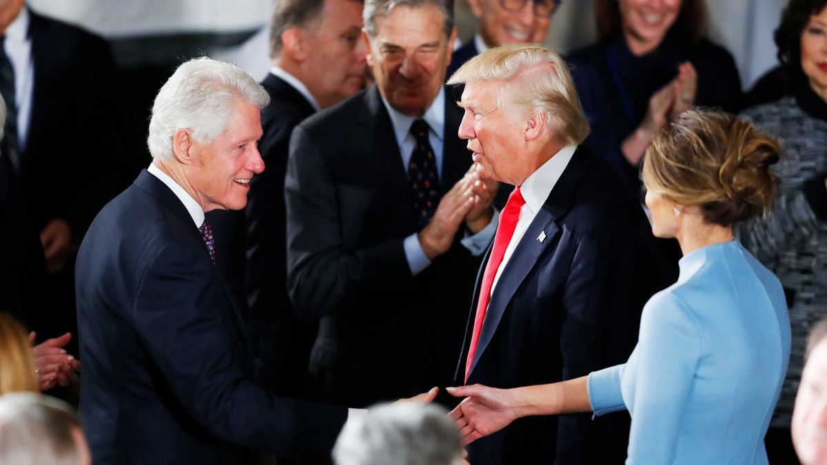 """Résultat de recherche d'images pour """"bill clinton, senate, speech"""""""