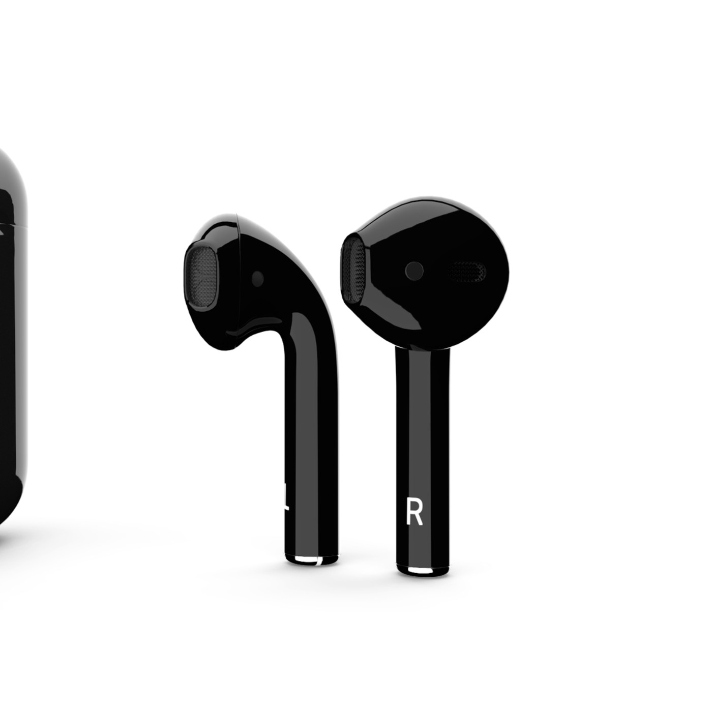 ColorWare will paint you a pair of black AirPods for a $130