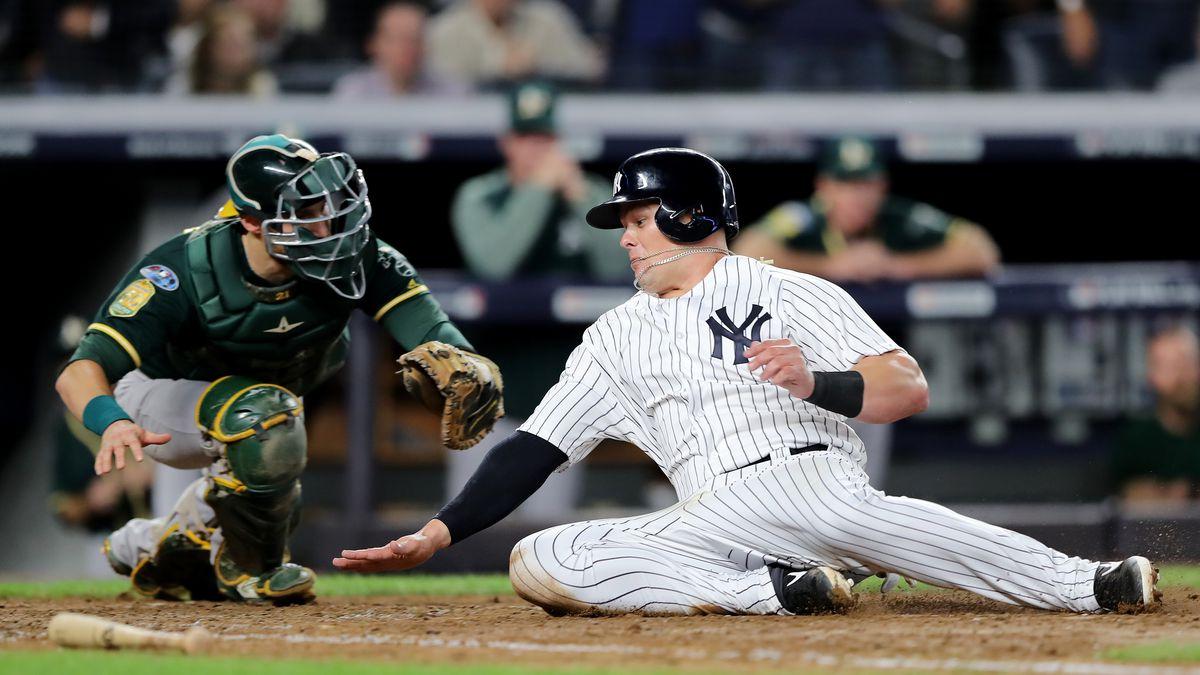 Wild Card Game - Oakland Athletics v New York Yankees