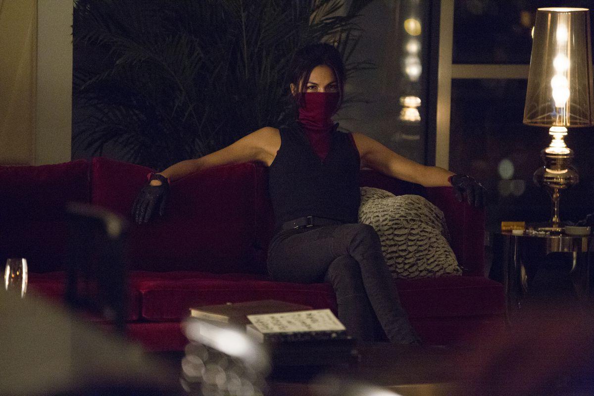 Elektra in Daredevil.