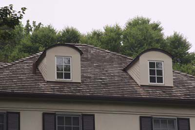 Arched Top Dormer Windows