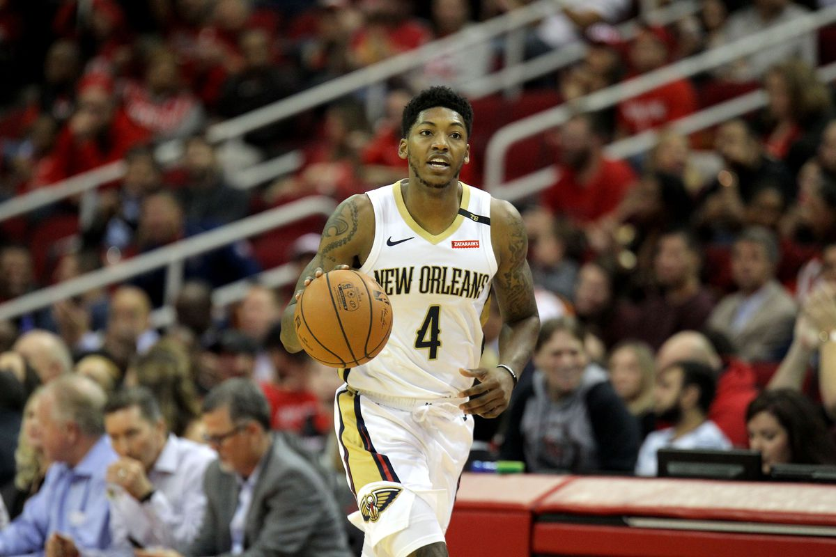 Elfrid Payton Achieves First Triple Double In Pelicans Uniform