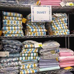 Duvets, starting at $79