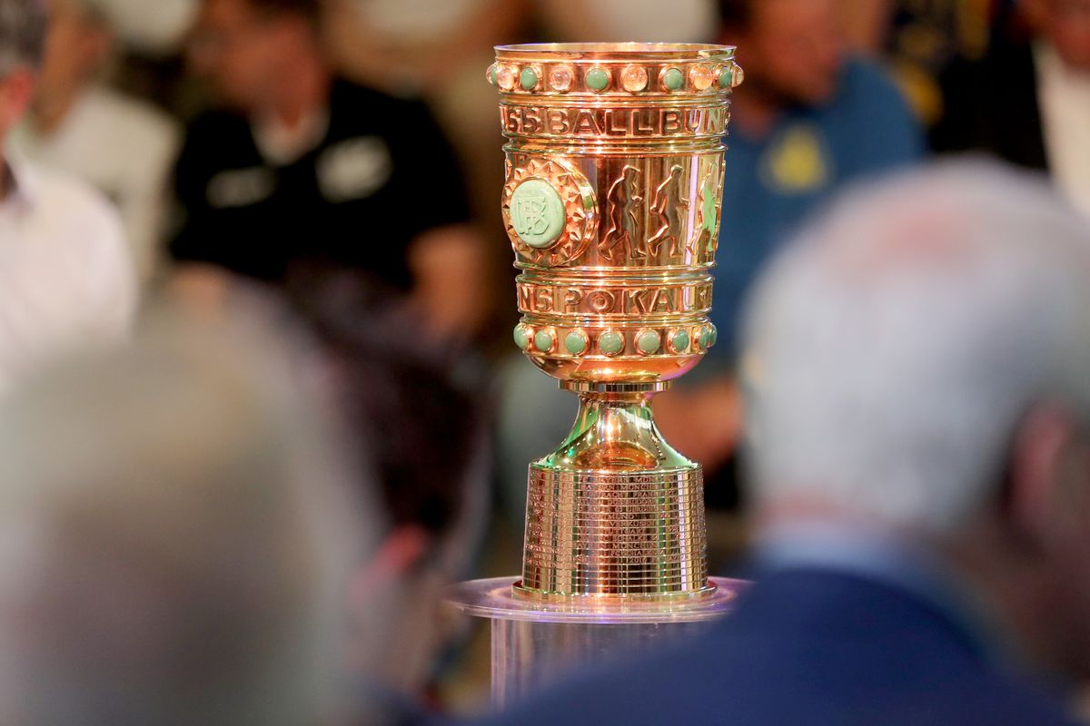 DFB Cup 2019/20 - First Round Draw