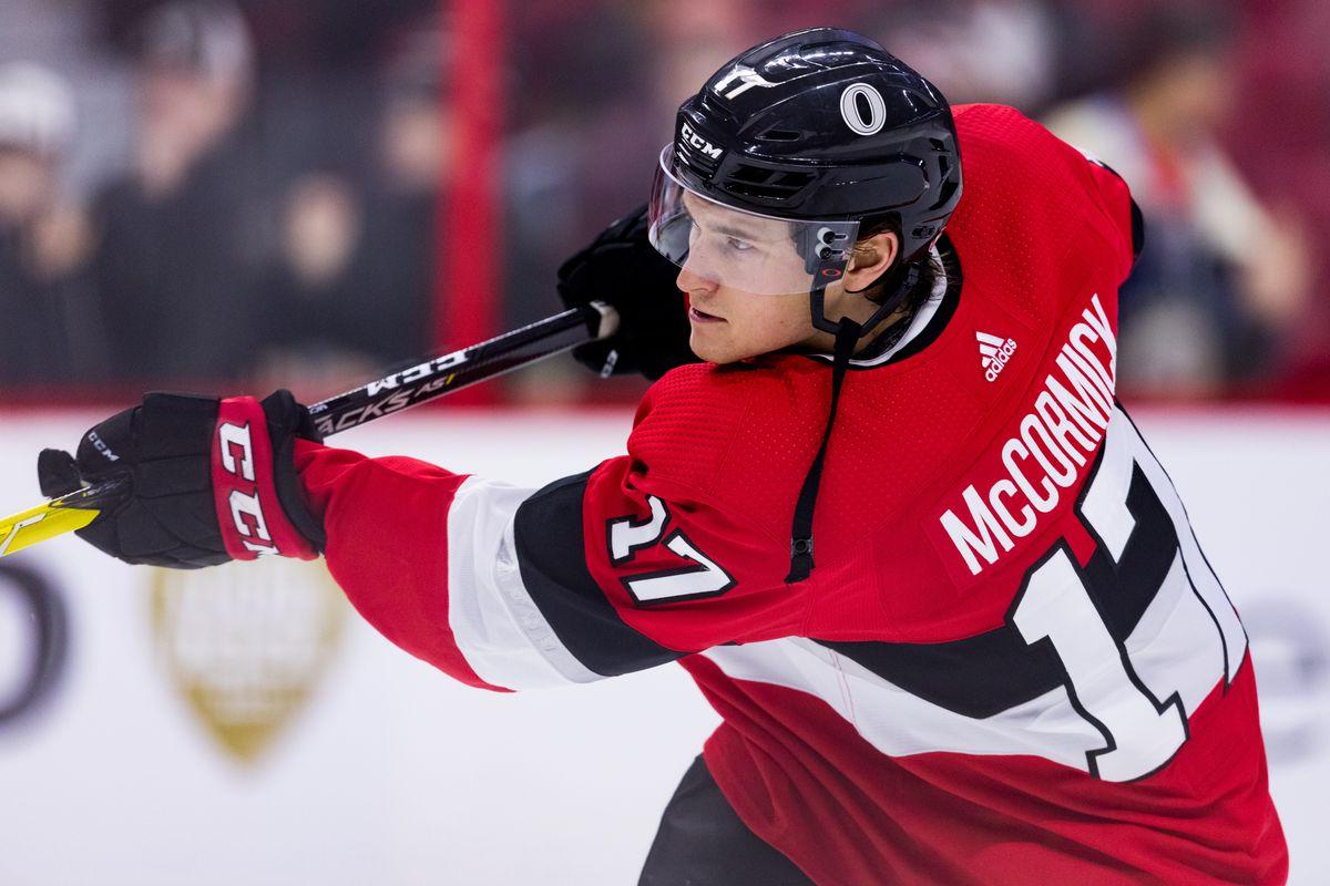 NHL: NOV 29 Rangers at Senators