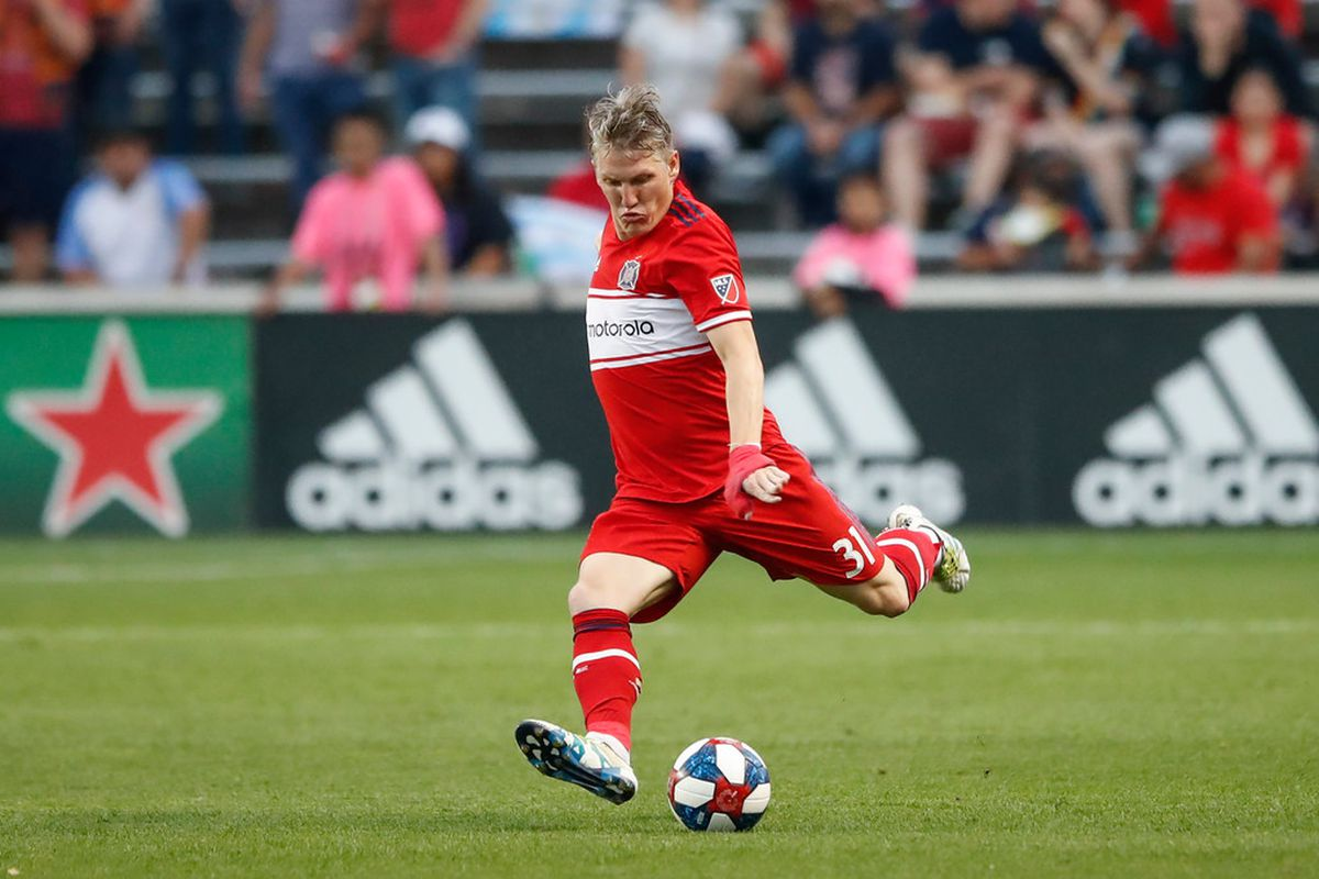 MLS All-Star Game 2019: Fire's Bastian Schweinsteiger named to roster