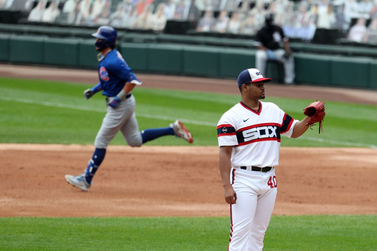 White Sox drop to the No. 7 seed in the AL playoffs with a 10-8 loss to the Cubs