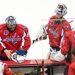 Peters Gets Ready to Replace Holtby