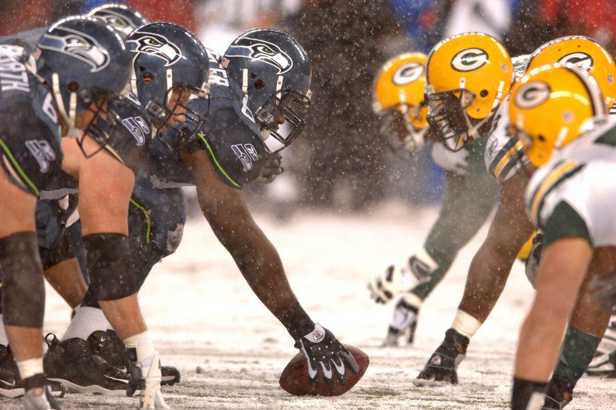 Green Bay Packers vs Seattle Seahawks - November 27, 2006