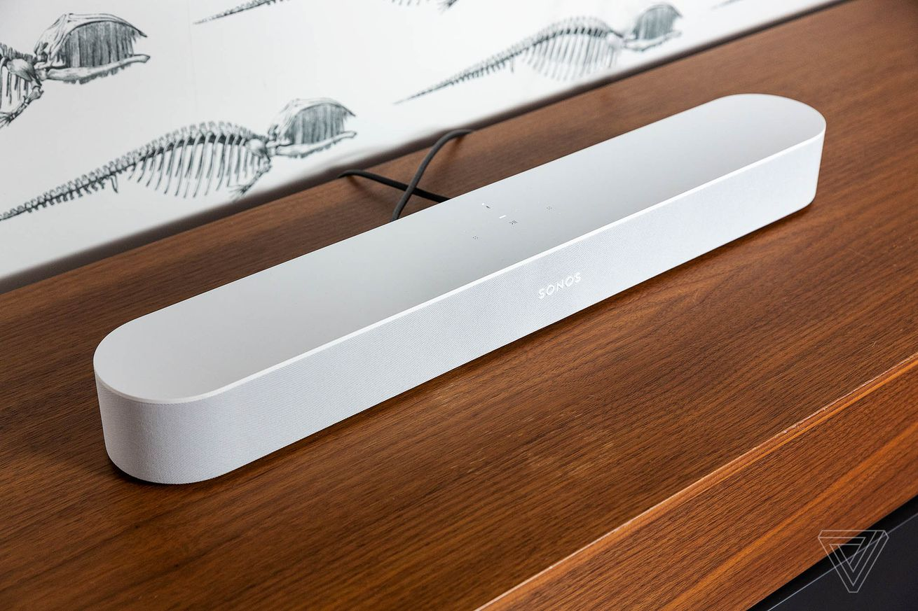 sonos beam soundbar is now available for 399