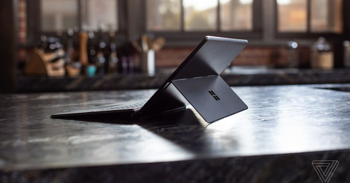 Microsoft's Surface Pro X is the world's most extravagant Chromebook