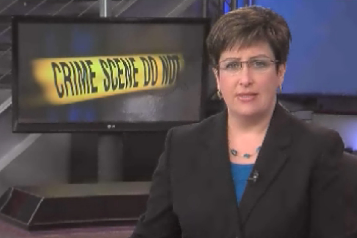 A broadcast from the local Fort Wayne ABC affiliate, ABC21, announcing the murders.