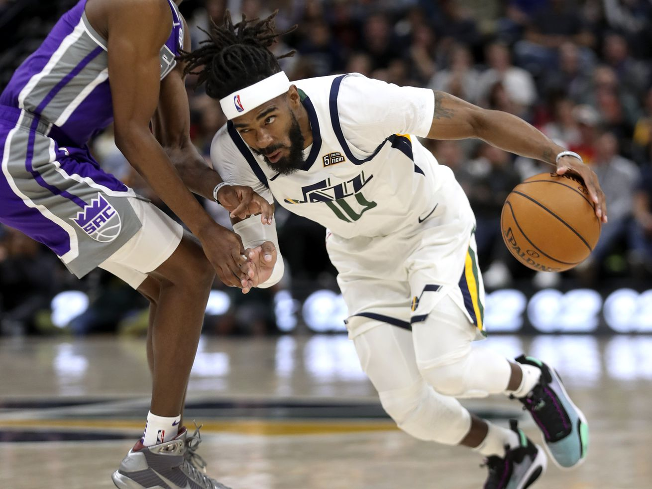 Mike Conley, Utah Jazz aiming for happy marriage