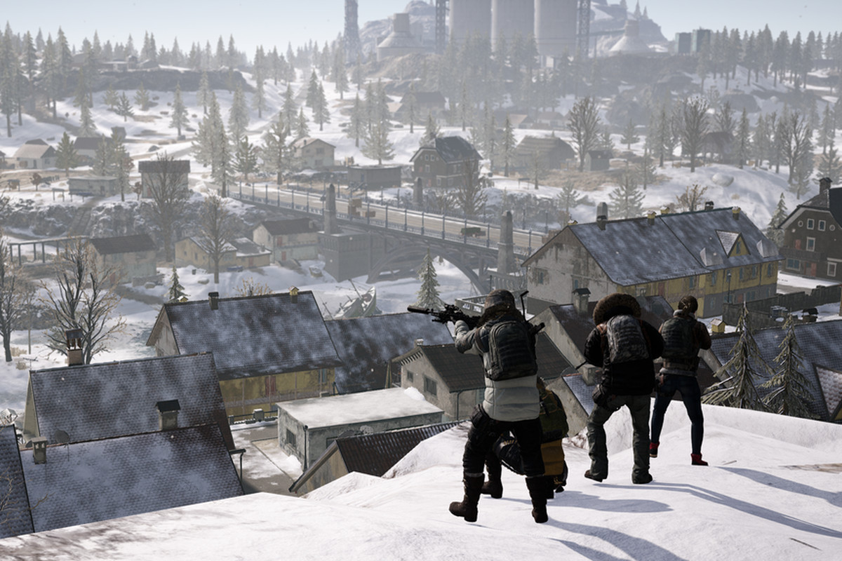 Pubg Vikendi Wallpapers: PUBG's New Snow Map Vikendi Will Focus On Tracking