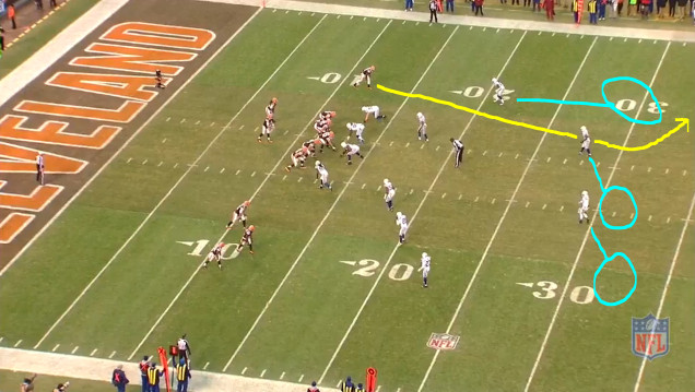 Week 14 Offense (18) - Nearly Another Rally