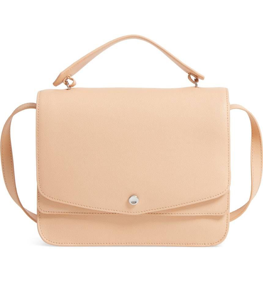 Elizabeth and James Eloise Leather Shoulder Bag, $237.58 (was $495)