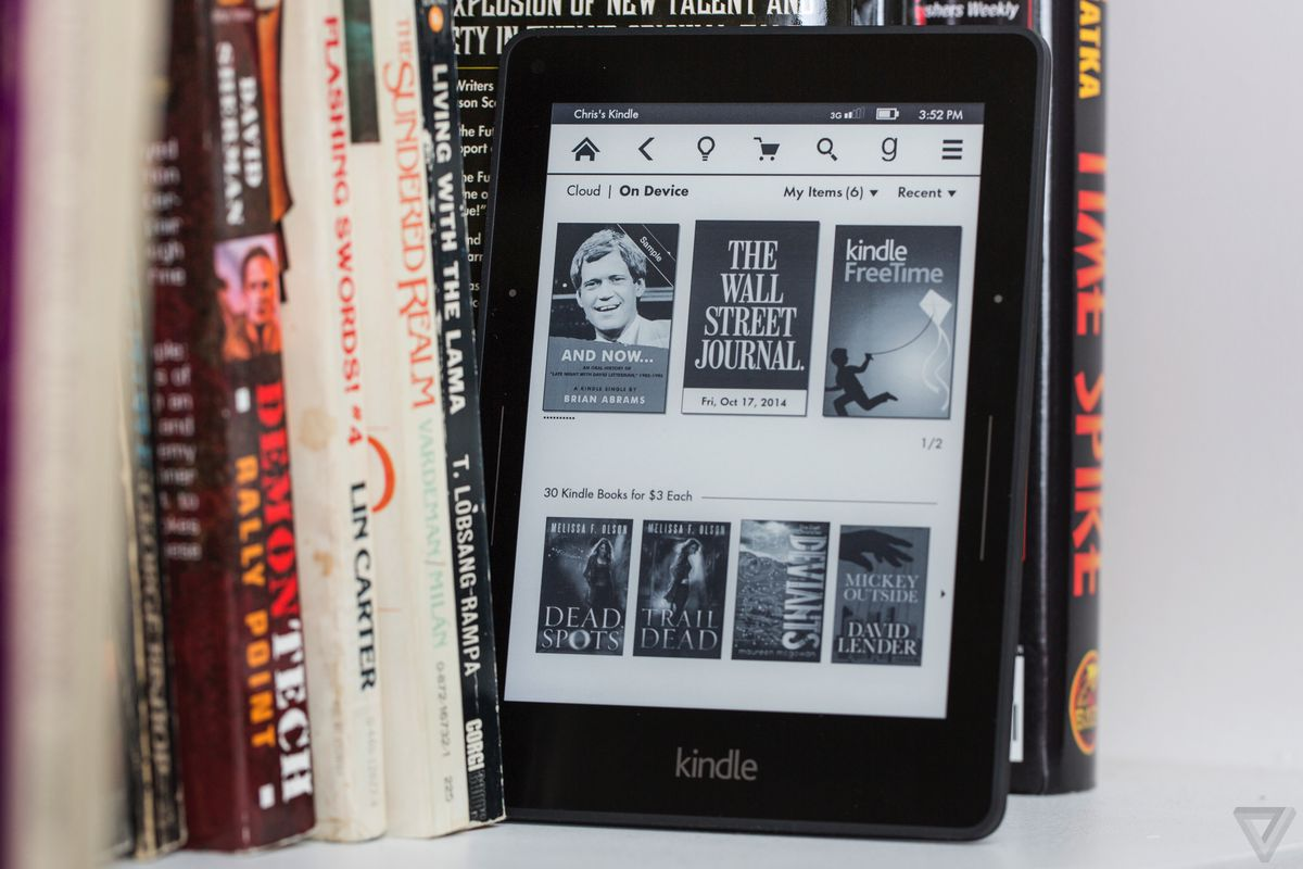 Get An Amazon Kindle For 25 Percent Off If You Trade In Your