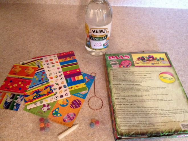 Paas egg coloring kit