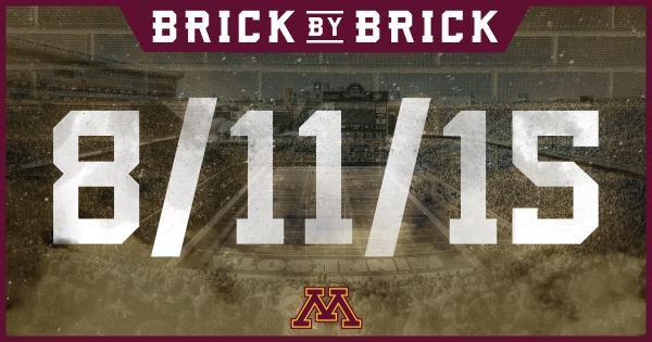 BrickByBrick Launch