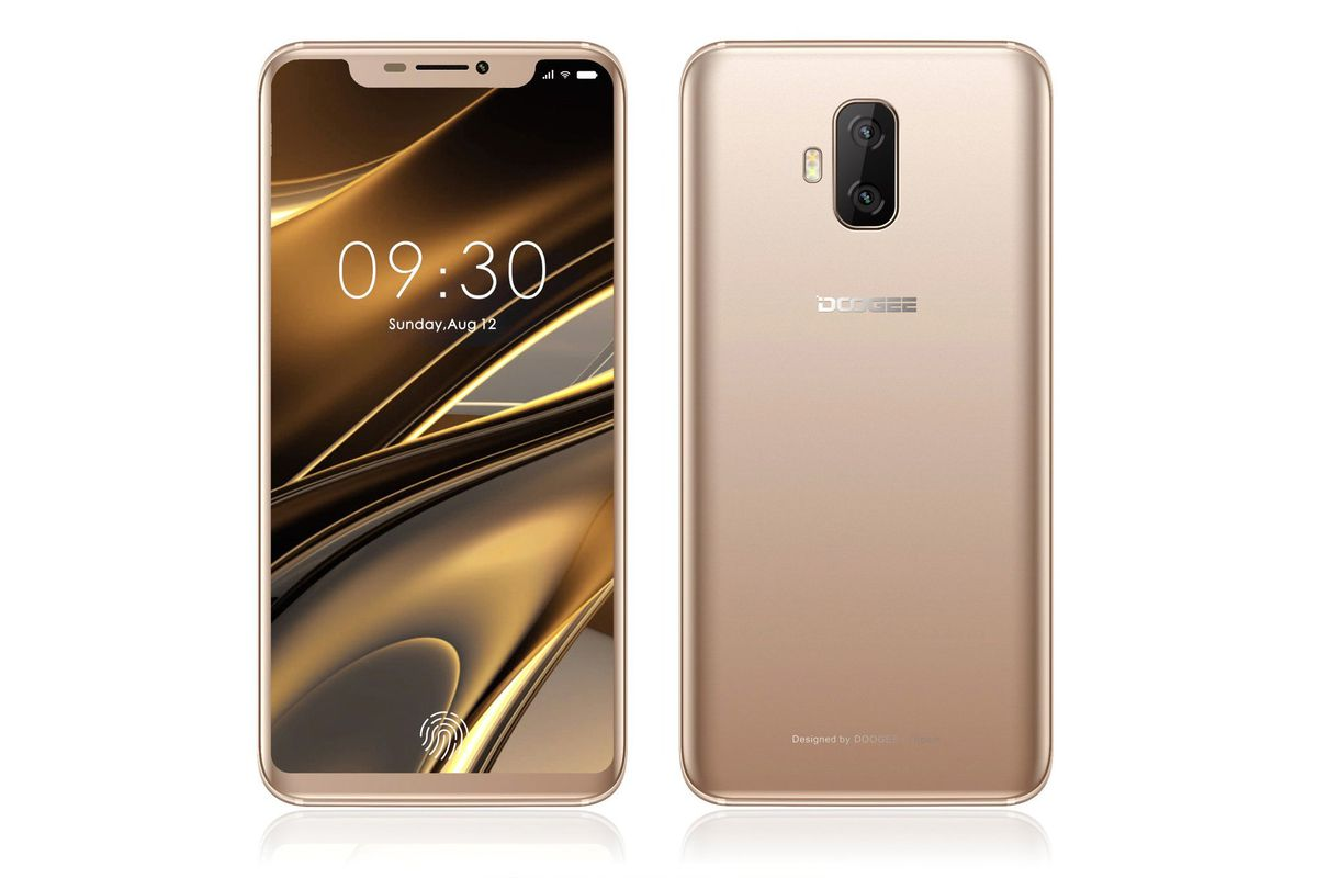 size 40 bdd04 9fe61 The latest Android iPhone X clone has an in-display fingerprint ...