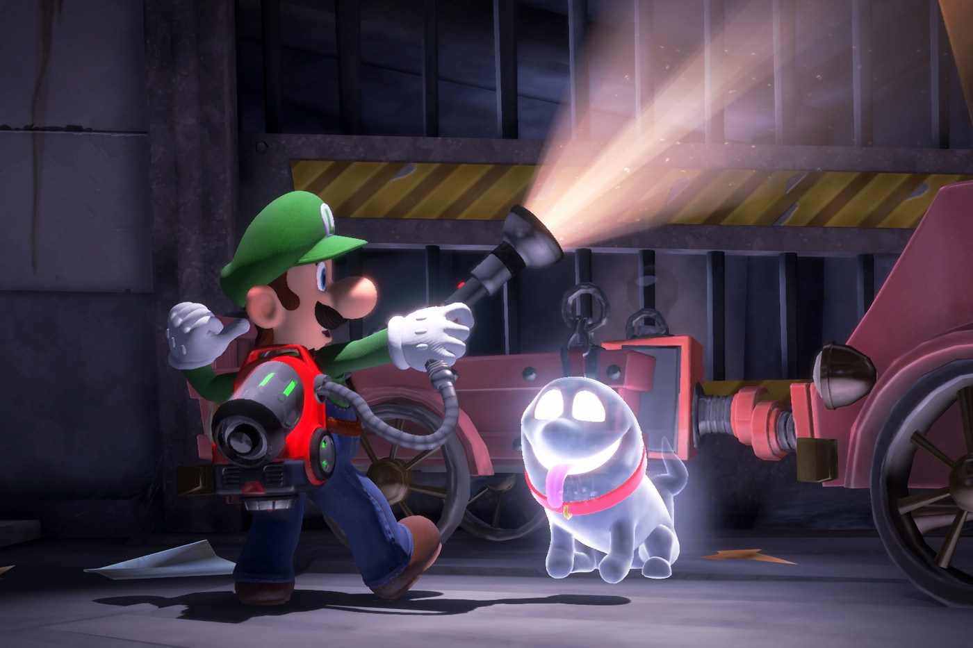 Luigi S Mansion 3 Beefs Up A Nintendo Franchise Left In The