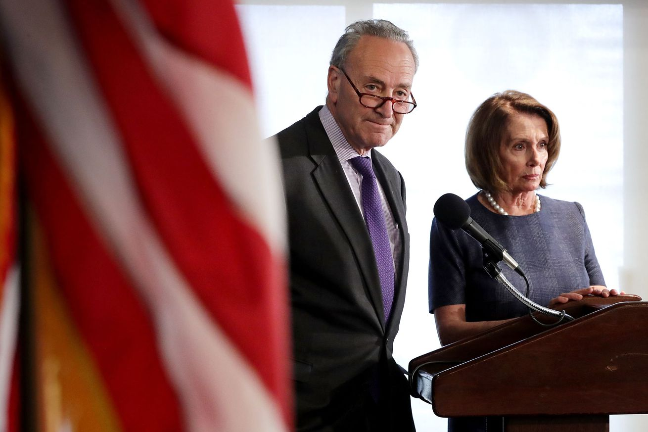 Top Democrats just announced they struck a deal with Trump to protect DACA