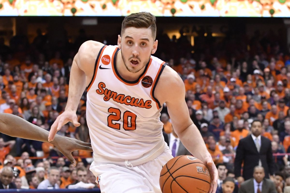 Friday Conversation Syracuse Orange Uniforms Troy Nunes