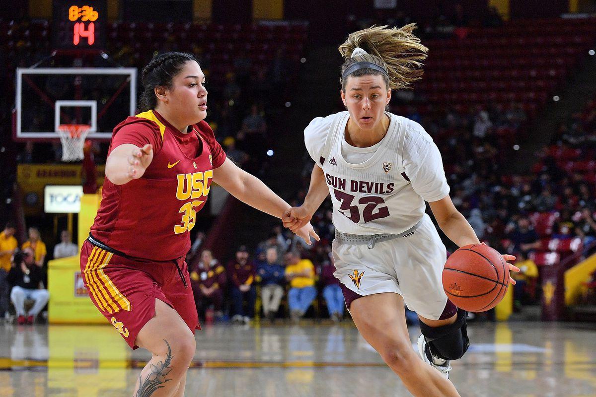 USC v Arizona State