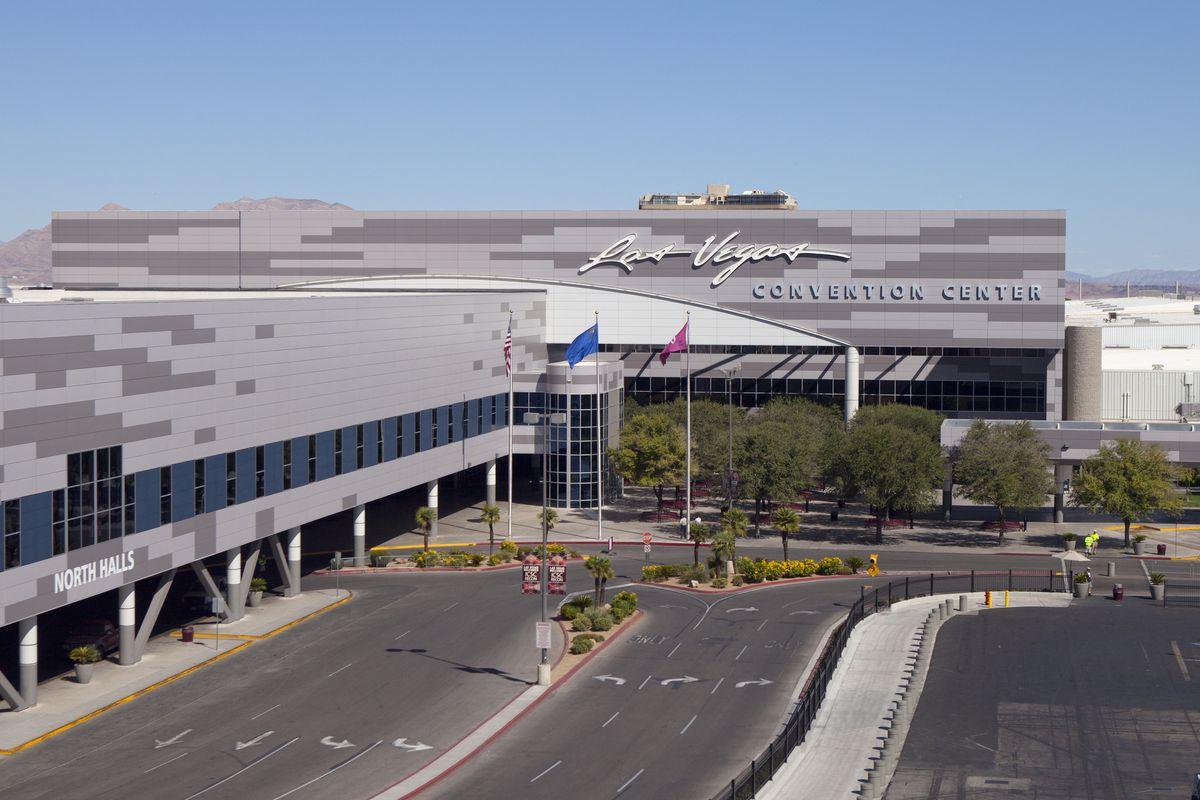 Las Vegas Convention Center.