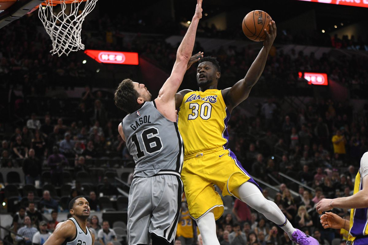 Lakers vs. Spurs  Game preview c7dc06d8cd8b