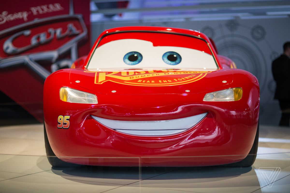Worst Physical Manifestation Of A Car From The Movie Cars