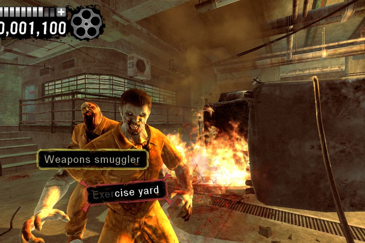 The Typing Of The Dead Overkill Out Now For Pc Polygon