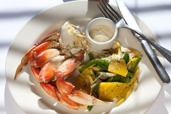 The Best Restaurants for Dungeness Crab in the Bay Area