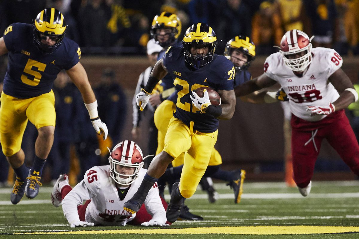 Ohio State Vs Michigan 2018 Game Preview Prediction Land Grant
