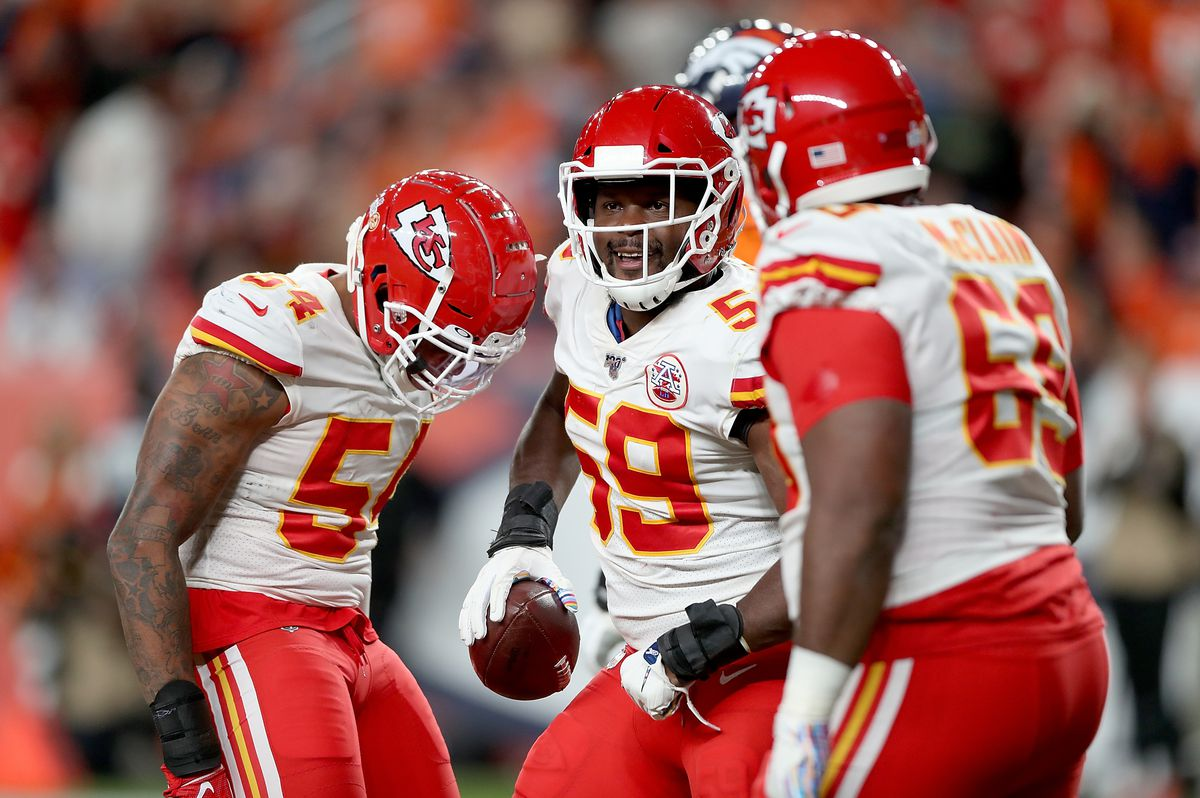 Five things we learned as the Kansas City Chiefs defeated the Broncos